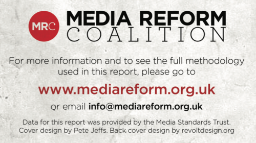 Media Reform Coalition
