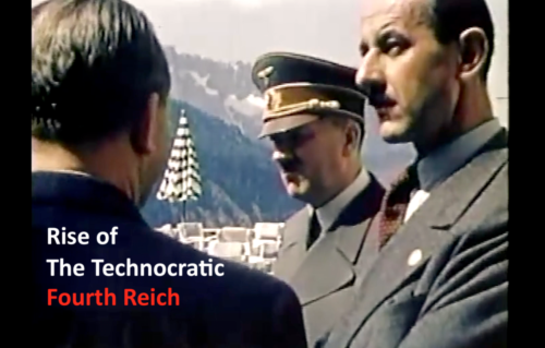 Rise of the Technocratic Fourth Reich