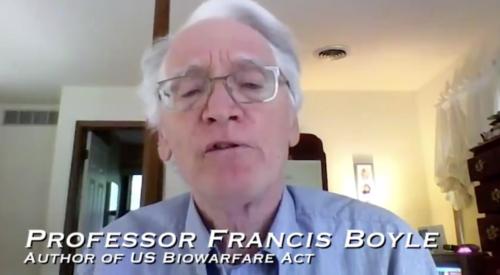US Biowarfare Act Author Vaccines, Corruption, Coverups & Secret Bioweapon Programs-1