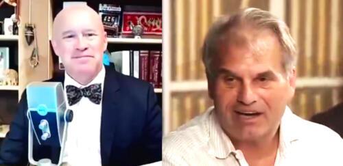 Dr. Reiner Fuelmich & Dr. David Martin Full Interview Video